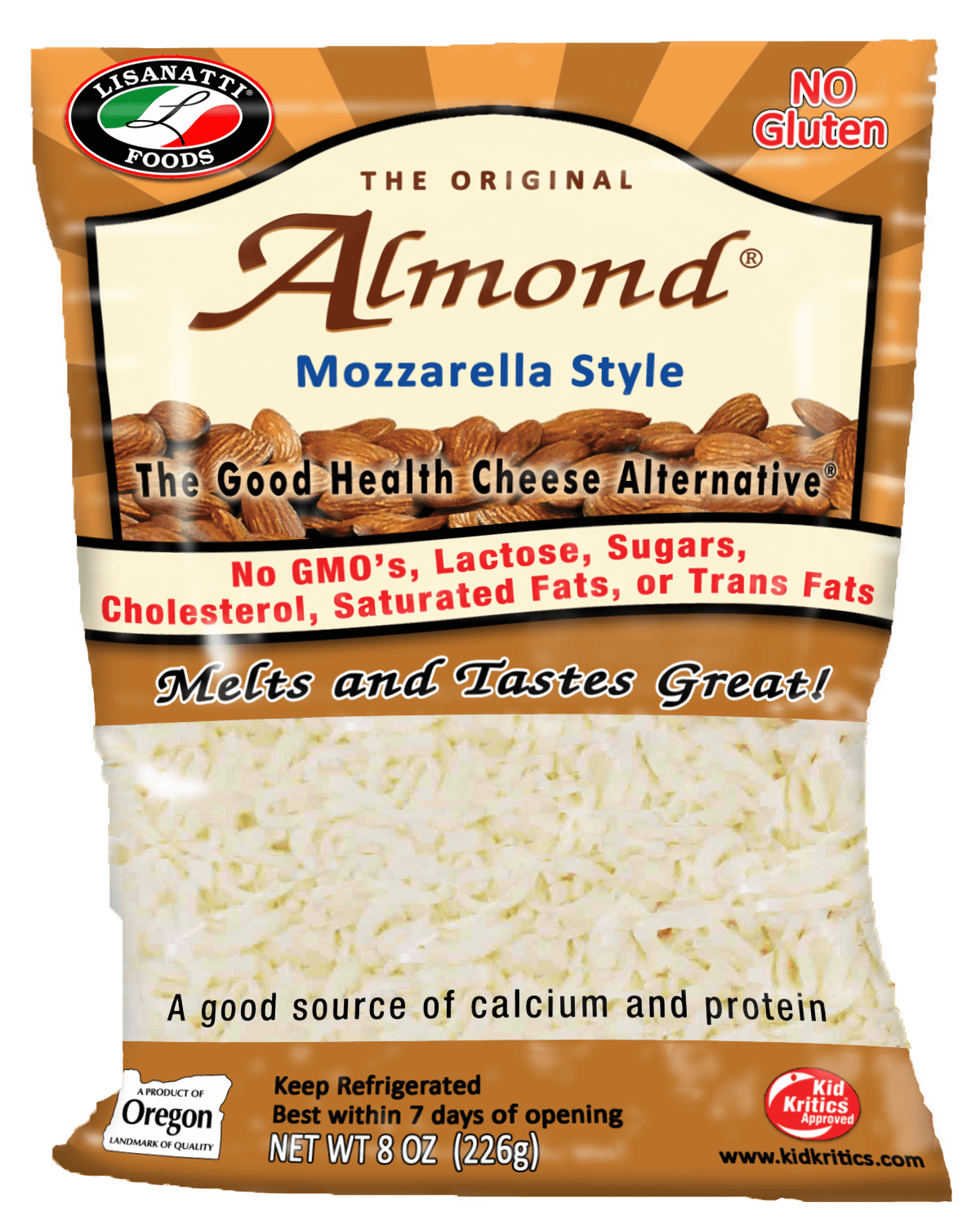 almond-mozzarella-shreds